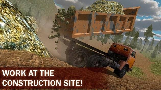 Loader Dump Truck Simulator 3D截图8