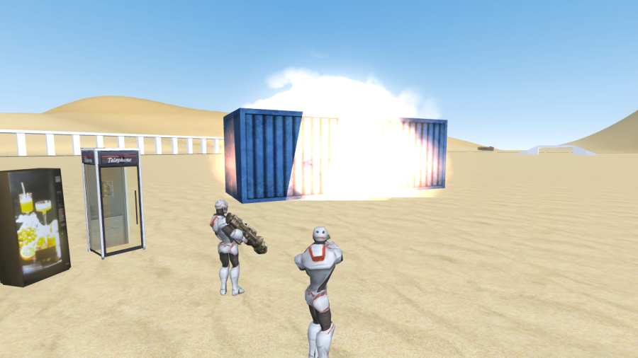 沙盒实验截图3