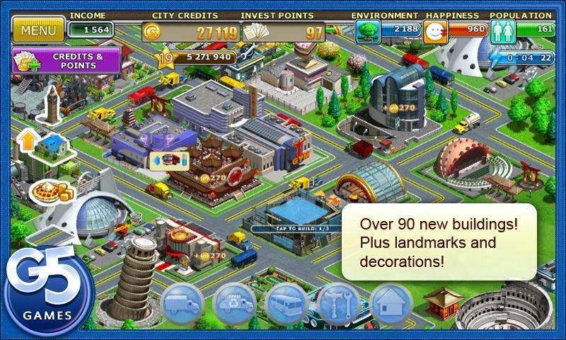 虚拟城市游乐场截图1