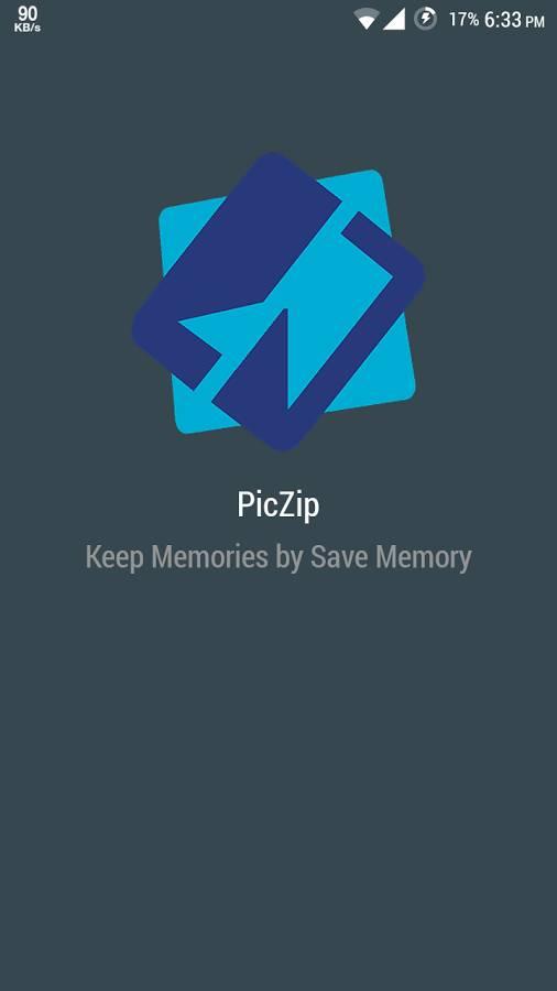 图片压缩:PicZip