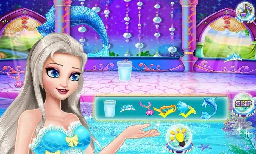 美人鱼展安吉拉女孩截图3