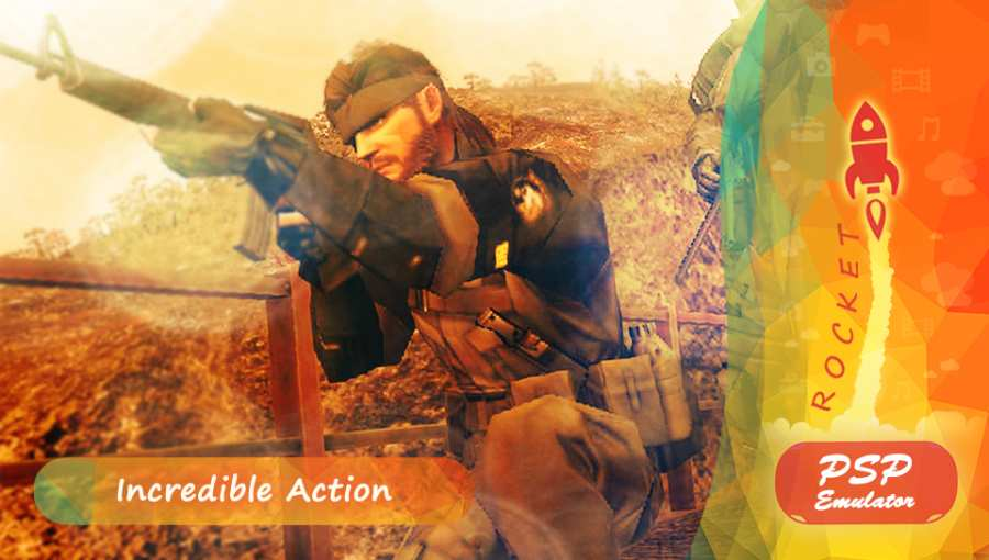 Rocket PSP Emulator截图3