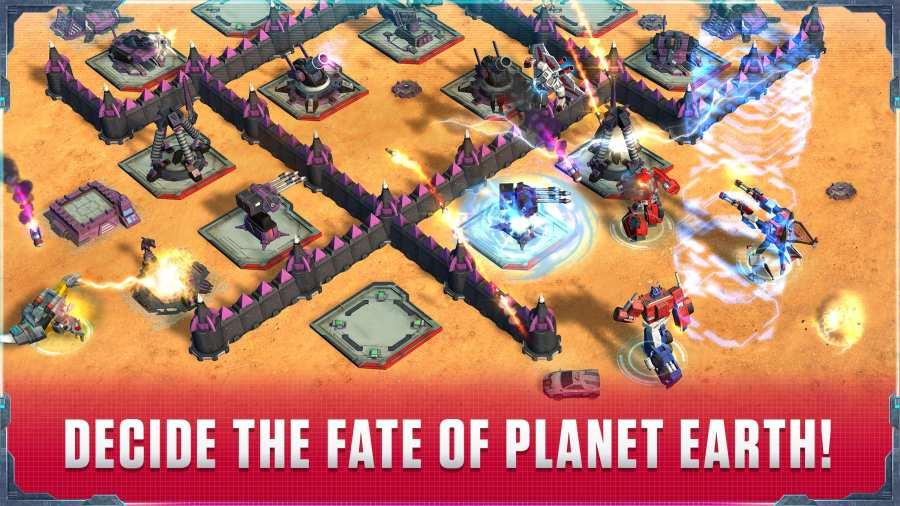 变形金刚:地球战争截图2