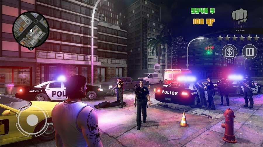 犯罪冲突:疯狂城市战争截图1