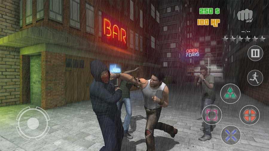 犯罪冲突:疯狂城市战争截图3