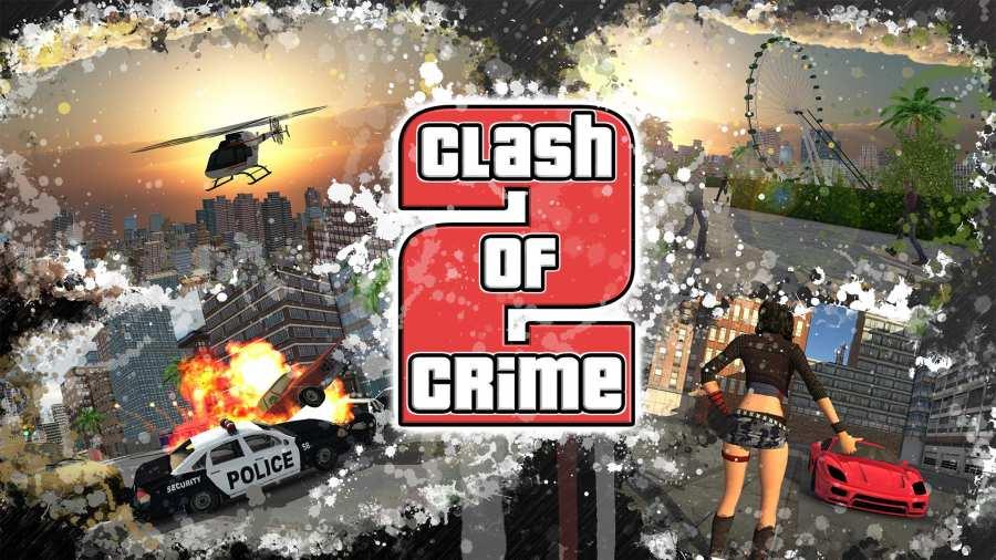 犯罪冲突:疯狂城市战争截图4