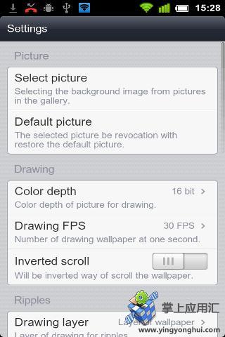 触摸波纹动态壁纸 個人化 App-癮科技App