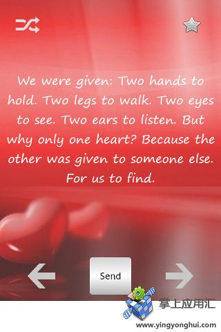 爱和浪漫的箴言 生活 App-愛順發玩APP