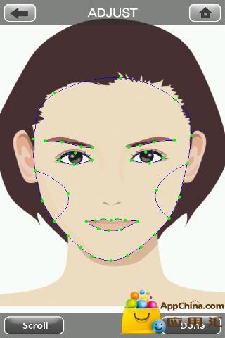 模拟化妆器截图2