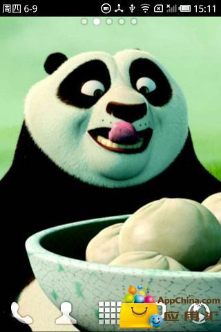 功夫熊猫壁纸