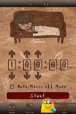 睡眠播放器