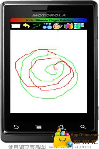 儿童手指绘画 生活 App-愛順發玩APP