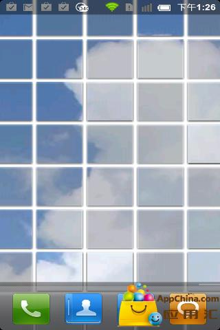 瓷砖网格动态壁纸截图3