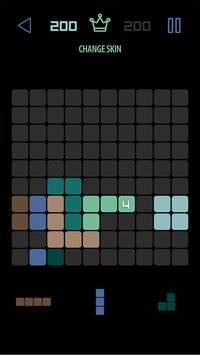 Insta 1010 Retro Block Puzzle截图2