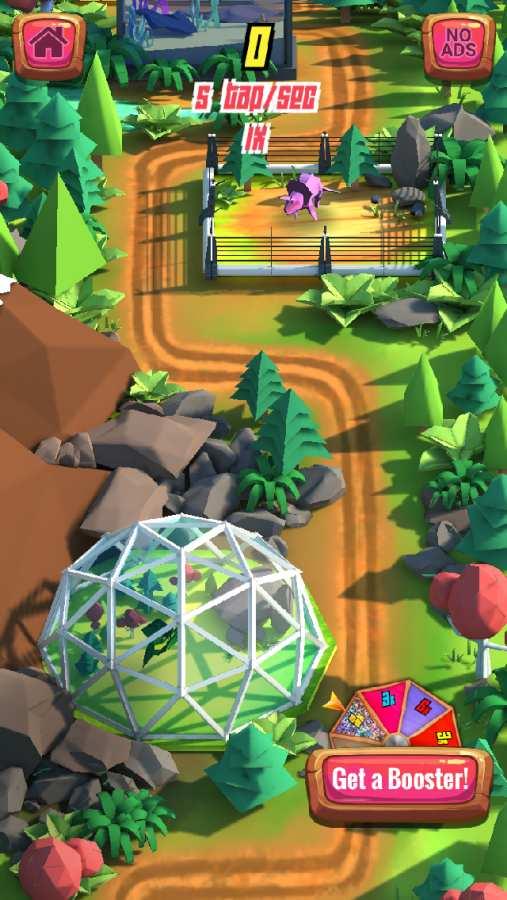 侏罗纪宠物:虚拟恐龙动物园