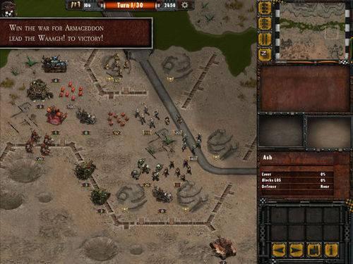 战锤40K:末日之战-兽人截图0