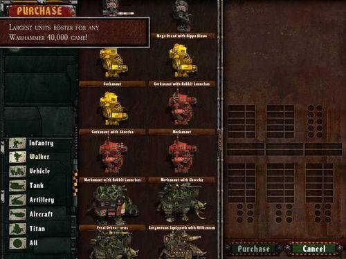 战锤40K:末日之战-兽人截图2
