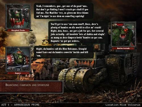 战锤40K:末日之战-兽人截图3
