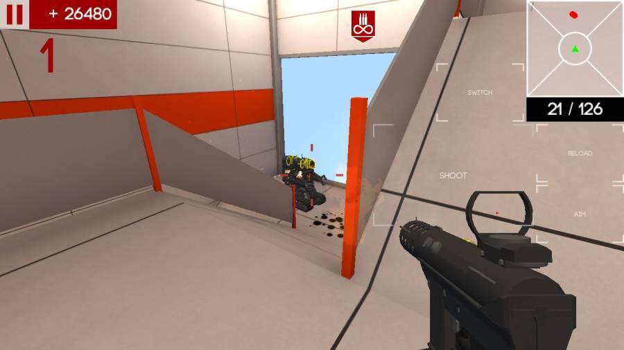 机器人射击截图2