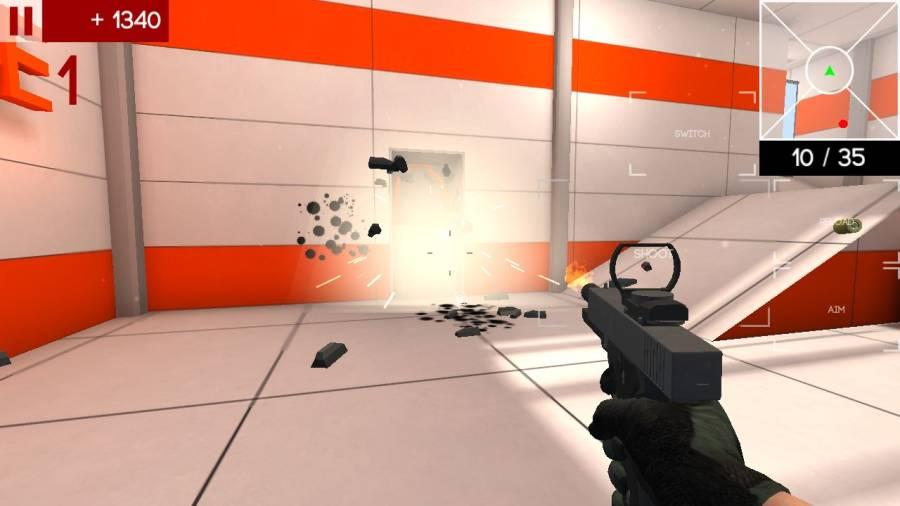 机器人射击截图4