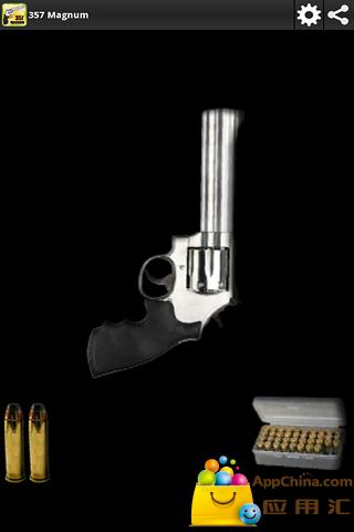 【免費動作App】357马格南左轮手枪-APP點子