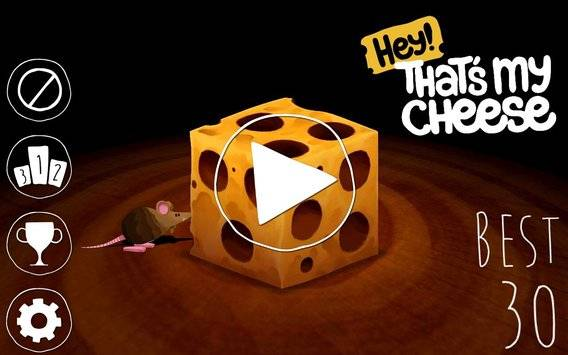 Hey Thats My Cheese!截图4