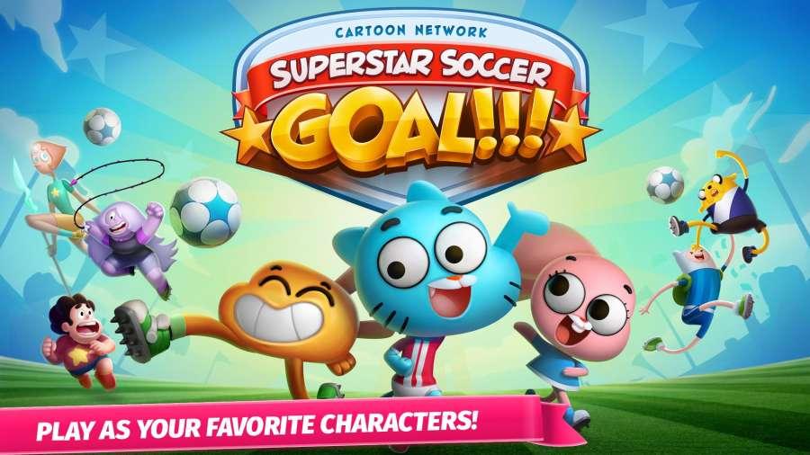 漫绘明星足球:一球成名