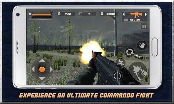 SWAT COMMANDO ASSAULT截图3