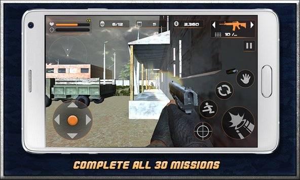 SWAT COMMANDO ASSAULT截图6