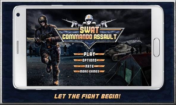 SWAT COMMANDO ASSAULT截图8