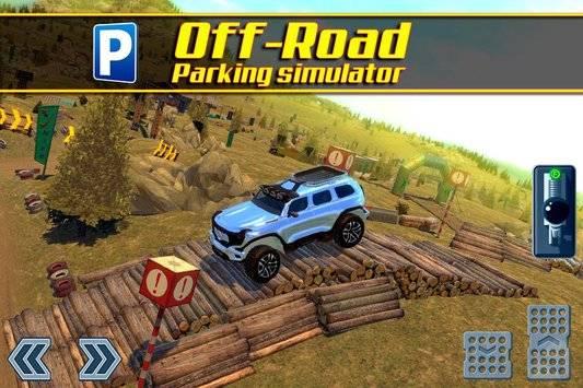 4x4 Offroad Parking Simulator截图0
