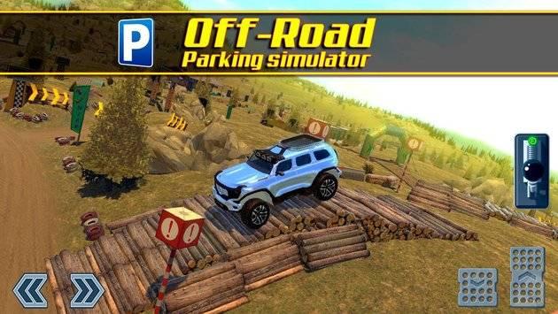4x4 Offroad Parking Simulator截图10
