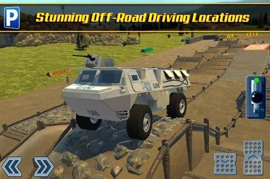 4x4 Offroad Parking Simulator截图4