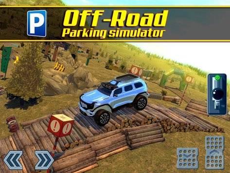 4x4 Offroad Parking Simulator截图5