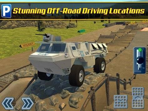 4x4 Offroad Parking Simulator截图9