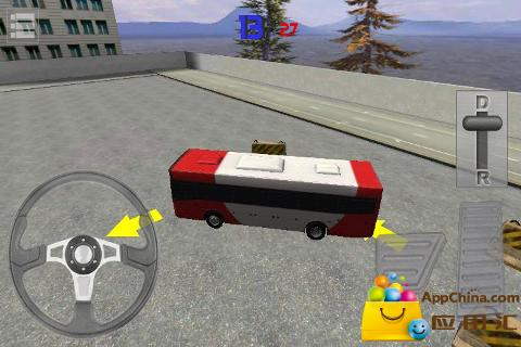 3D巴士停车截图1