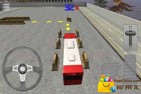 3D巴士停车截图2
