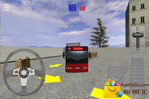 3D巴士停车截图3