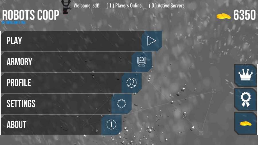 机器人射击 联机版截图1