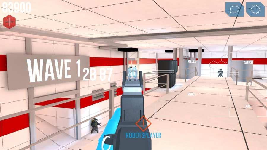 机器人射击 联机版截图2