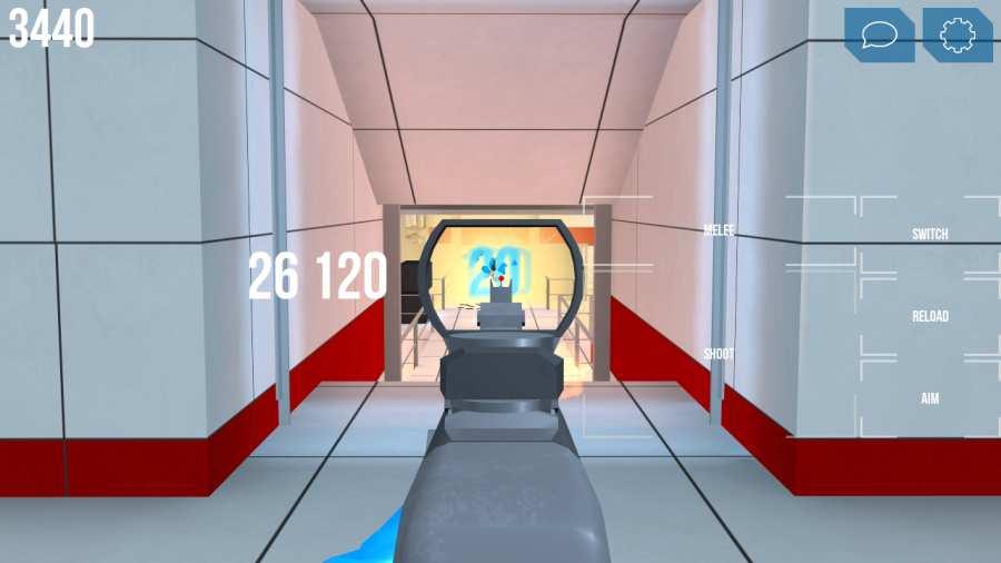 机器人射击 联机版截图4