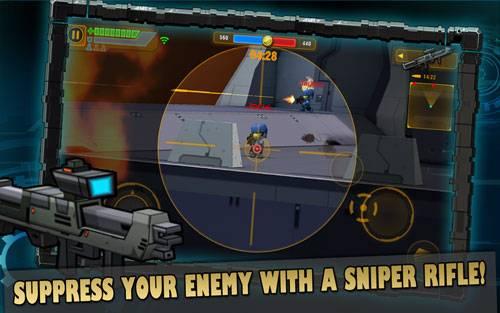 迷你英雄:无限 道具修改版截图0