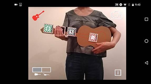 AR音乐套装:AR截图3