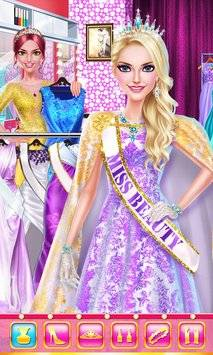 Beauty Queen - Star Girl Salon截图3