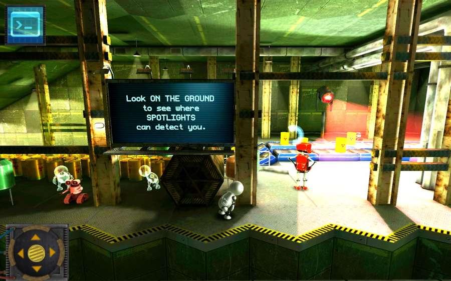 机器人沃博大逃亡 关卡解锁版截图0