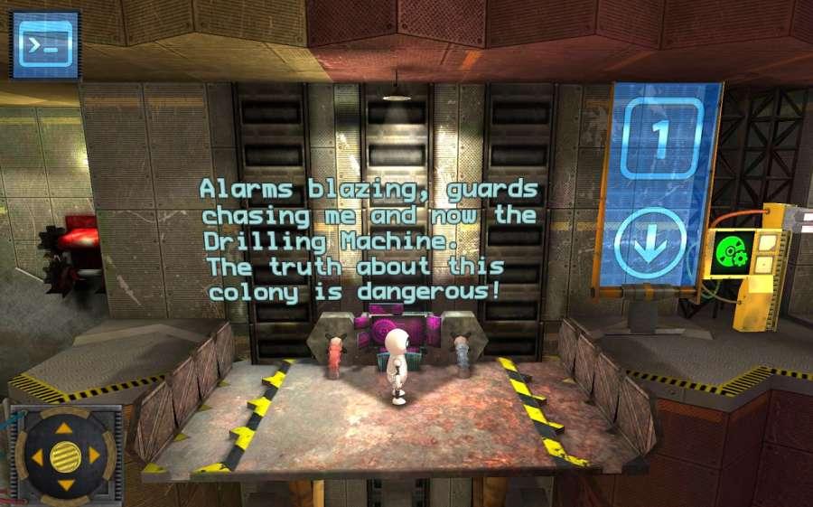 机器人沃博大逃亡 关卡解锁版截图3