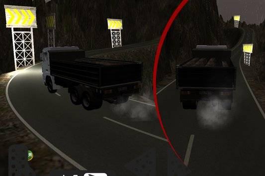 3D Truck Driving Simulator截图2