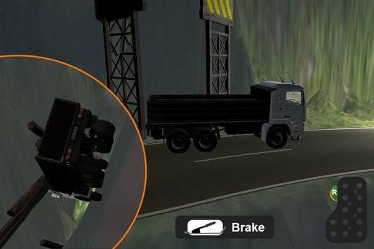 3D Truck Driving Simulator截图4