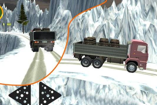 3D Truck Driving Simulator截图5