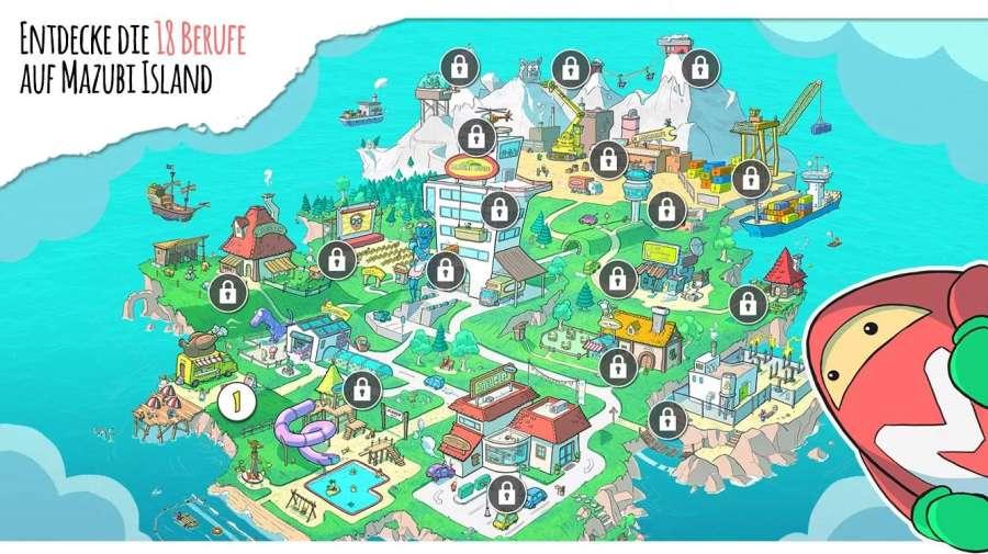 玛祖比岛截图3